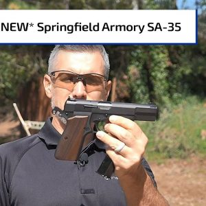 *NEW* SA-35 9mm from Springfield Armory | Guns & Gear First Look