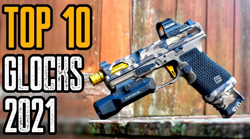 TOP 10 BEST GLOCKS FOR CONCEALED CARRY 2021