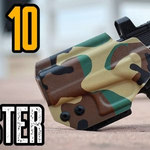 TOP 10 BEST HOLSTERS FOR CONCEALED CARRY 2021