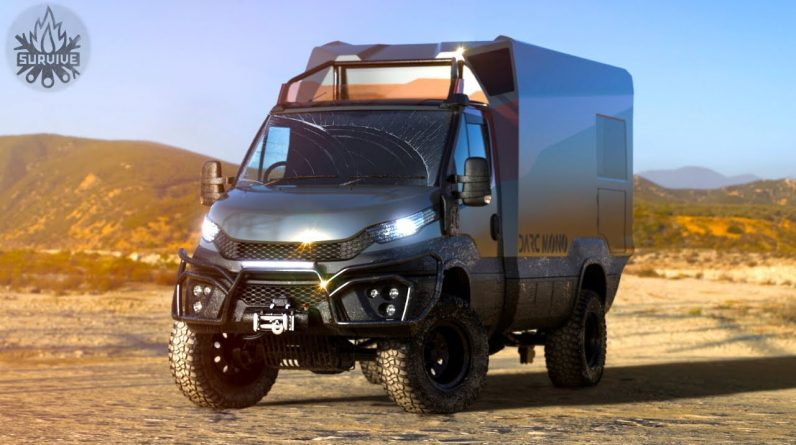 TOP 5 BEST ALL-TERAIN EXPEDITION VEHICLES IN THE WORLD