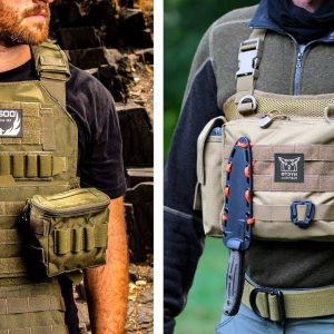 TOP 5 BEST TACTICAL CHEST RIGS ON AMAZON